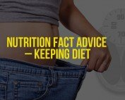 Nutrition Fact Advice – Keeping Diet