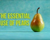 The Essential Use of Pears